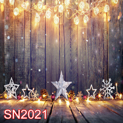 XMAS 10x10 FT CP (COMPUTER PRINTED) PHOTO SCENIC BACKGROUND BACKDROP SN2021