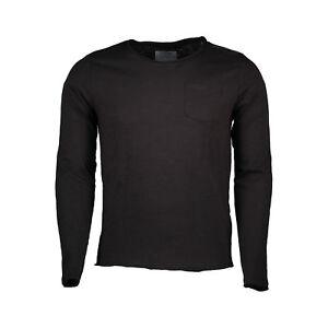 Dettagli su Lotto maglie GUESS uomo slim fit maglione girocollo maglioncino maglia 48 46 M S