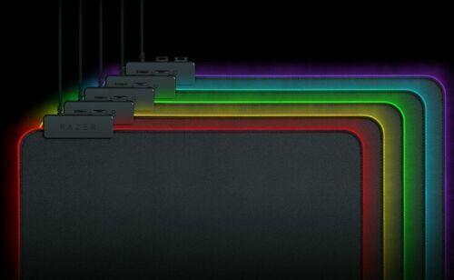 Razer Goliathus Chroma Soft Gaming Mouse Surface RGB Illuminated Mousepad