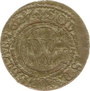 Kfsm-Brandenburg-Preussen-Georg-Wilhelm-Schilling-1627-Koenigsberg