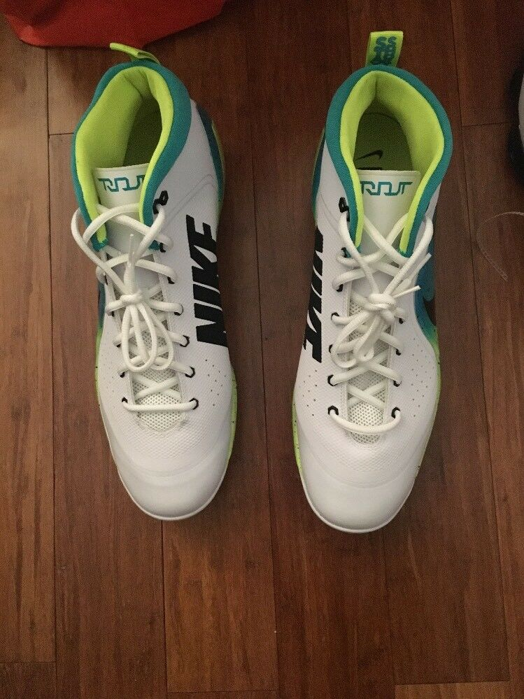 big sale abb47 97c2f ... Nike Zoom Mike Trout 4 ASG Baseball Cleats Shoes Shoes Shoes Mens Size  14 917921- ...