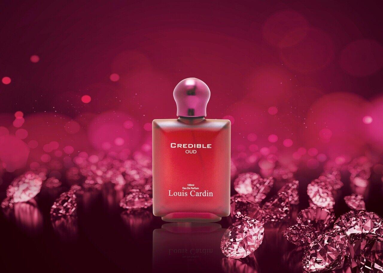 Perfumes › Louis Cardin › Credible Oud