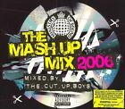 The Mash Up Mix 2006 [PA] by Various Artists (CD, Feb-2006, 2 Discs, Ministry of Sound)