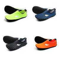 Mens Water Shoes Aqua Socks Surf Moc beach boat pool shoes ...