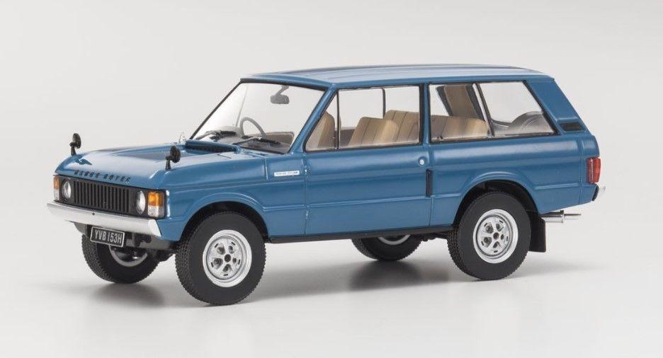 Bienvenue dans la nouvelle boutique en trois étapes étapes étapes pour célébrer les quatre auspicieux Près de véritables Modèles-Range Rover circa 1970 Blanc échelle 1:43. | Caracteristique  c8f77e