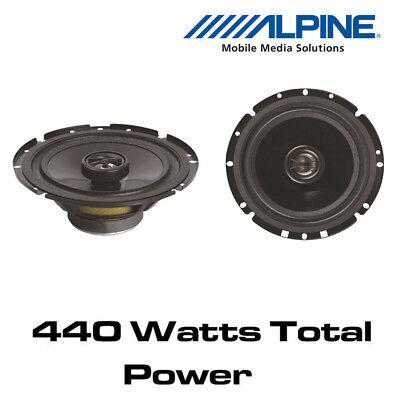 Alpine SXE-1725S 17cm 2-Way Coax Custom Fit 220W