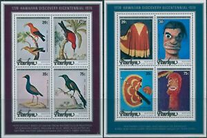 Cook-Islands-Penrhyn-1978-SG115-Discovery-of-Hawaii-MS-MNH
