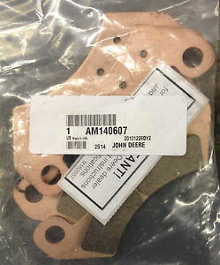 JOHN-DEERE-Front-Brake-Pad-Kit-AM140607-Gator-M-A2-A3-XUV-625i-825i-855D