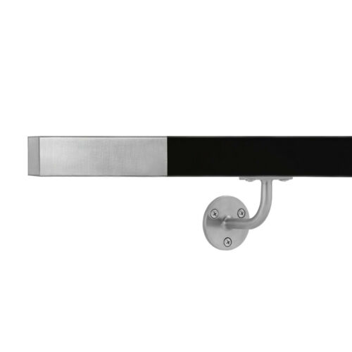 Nero Corrimano scala in acciaio inox 0,5-6 m ringhiera staf