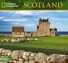 National Geographic Scotland Deluxe Calendar 2017