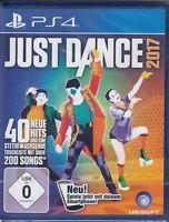 Just Dance 2017 - PS4 / Sony Playstation 4 - Neu & OVP - Deutsche Version!