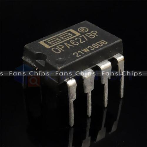 OP AMP IC BURR-BROWN//BB//TI DIP-8 OPA627BP OPA627BPG4 Brand New