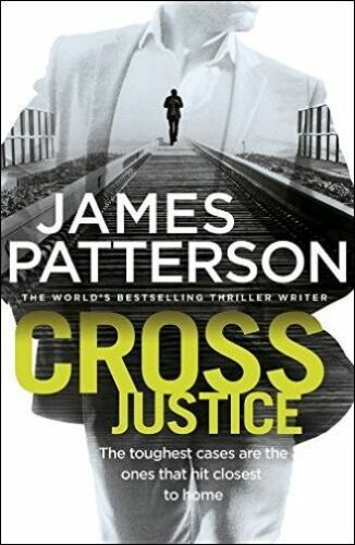 1 of 1 - Cross Justice: (Alex Cross 23), Bargain cheap fast free postage