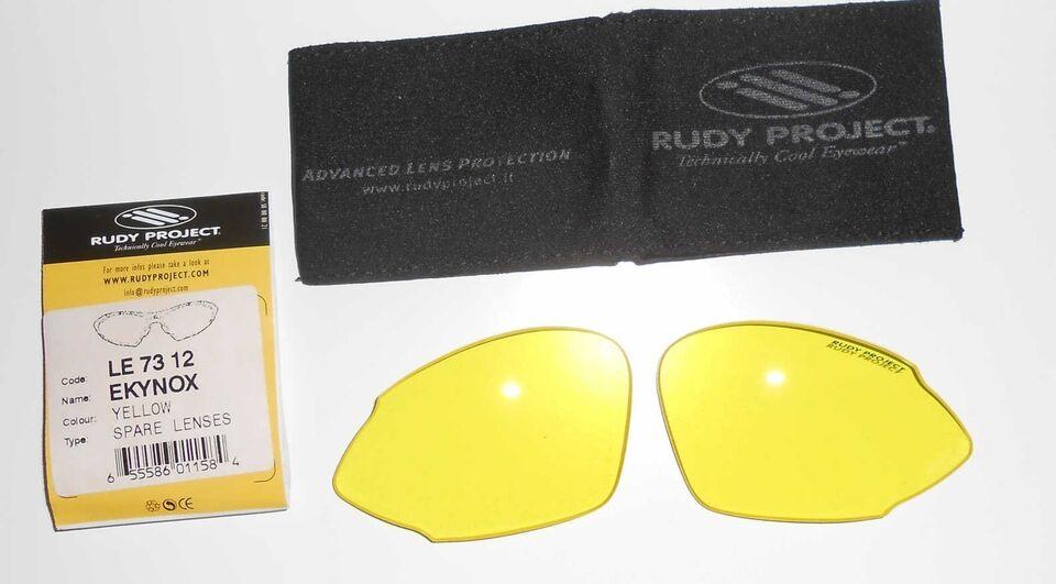 Briller, Løse Linser Gul, Rudy Project