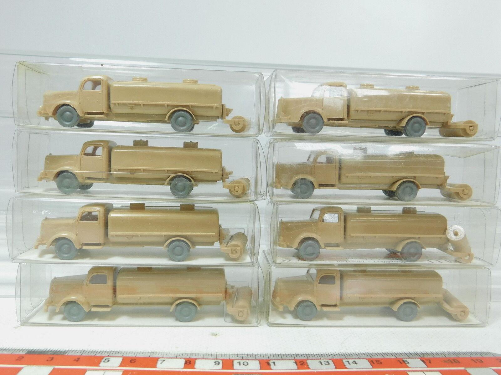 Az417-0, 5  8x IMU réplica modelo h0 (1 87) 20002 sprengwagen mercedes mb, embalaje original