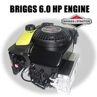 Briggs & Stratton 6.0hp 650 Series Series Quantum I/c 190cc Engine