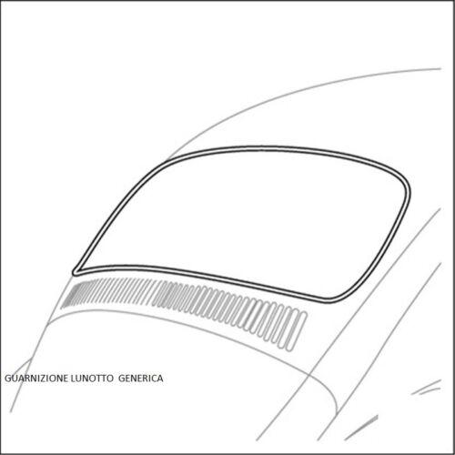 9415312 GUARNIZIONE LUNOTTO SEAL GLASS REAR LANCIA DELTA 88 S//INSERTO