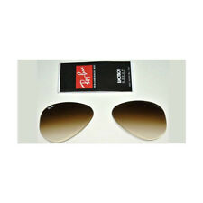 LENTI RICAMBIO RAY BAN 3026 62 AVIATOR BROWN GRADIENT REPLACEMENT LENSES MARRONE