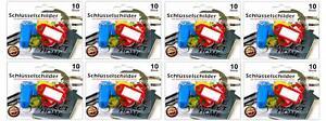 80x-Schluesselschilder-mit-Beschriftungsstreifen-Schluesselanhaenger-mit-Etikett