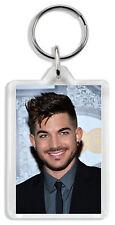 Adam Lambert 002 Keyring / Bag Tag *Great Gift!*