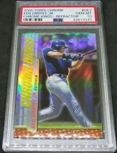 Verzamelkaarten: sport 2000 Topps Own the Game #OTG9 Ken Griffey Jr Seattle Mariners Jr Baseball Card