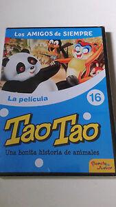 DVD-034-TAO-TAO-LA-PELICULA-034-PRECINTADO-SEALED-TATSUO-SHIMAMURA