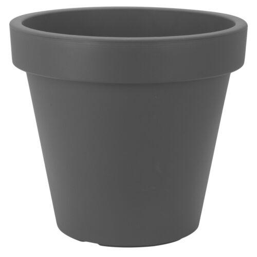 Plastica Fiore Pianta Giardino Interni Erbe Vaso da Pentole Misure E Colours