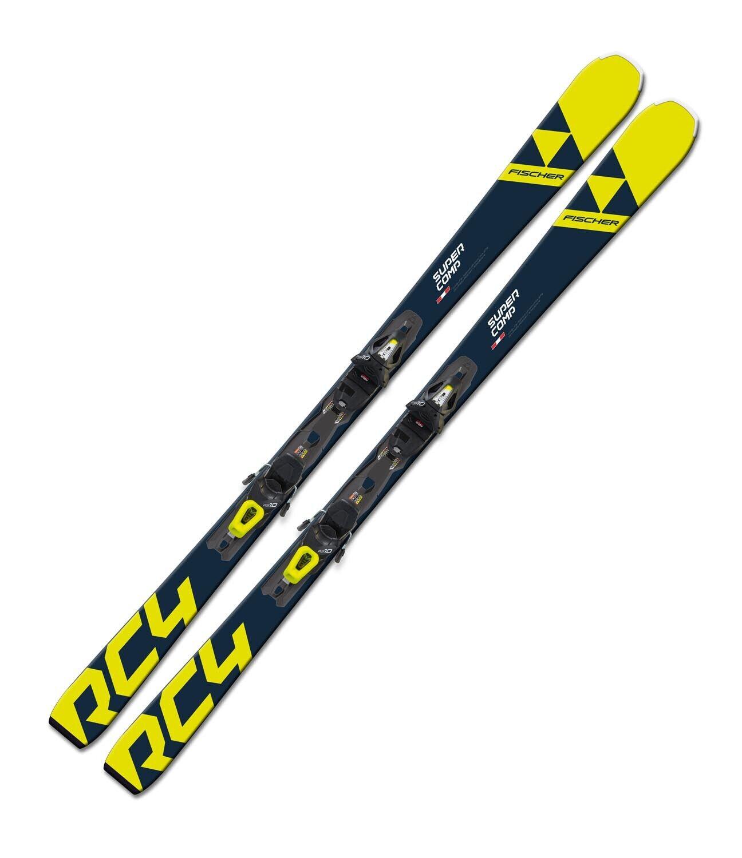 Ski Fischer RC4 Super Comp PT On-Piste Rocker Modell 2020 + Bindung RS10 PR