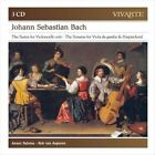 Johann Sebastian Bach: The Suites for Violoncello Solo; The Sonatas for VIola da Gamba & Harpsichord (CD, Nov-2012, Sony Classical)