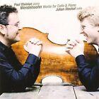 Mendelssohn: Works for Cello & Piano (CD, Jul-2009, CAvi-music)