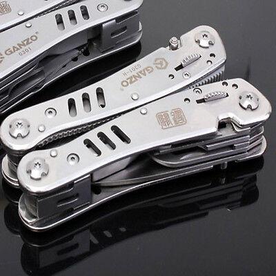 Ganzo G301H Multi Zangen Werkzeug Toolkit w / Schloss-Schraubenzieher-Messer