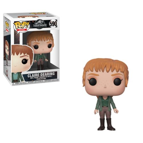 Movies: Jurassic World Claire POPS FUNKO: POP