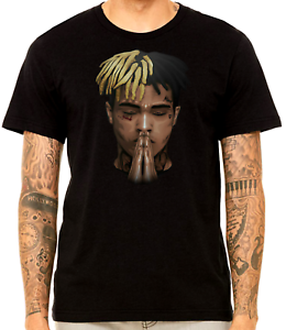 Details about XXXTentacion Praying Shirt The End Is Near Revenge Bad Vibes  Forever