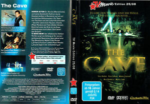 DVD-The-Cave-Cole-Hauser-Eddie-Cibrian-Piper-Perabo-Morris-Chestnut