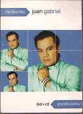 Balada 70s 80's CD+DVD JUAN GABRIEL querida AMOR ETERNO 24 diciembre AMORdelALMA