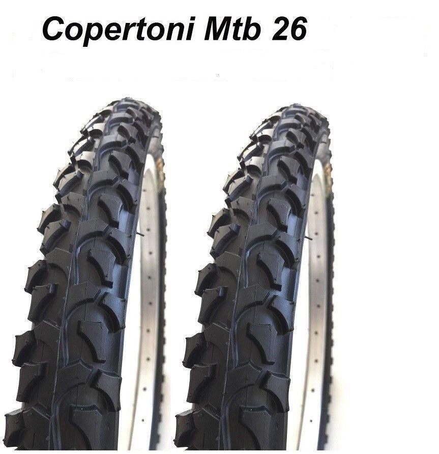 10 Copertoni MTB 26 KORAL Per Per Per Bici Bicicletta Mountain Bike 26x1.95 Gomme 4f0646