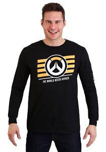 Funko-Tee-Overwatch-Long-Sleeve-T-Shirt