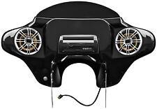 Dead Center Cycles Quick Detach & Lockable Fairing Harley Softail  DCF-ST-FS