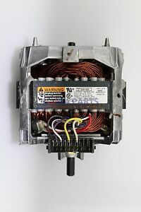 genuine oem 661600 whirlpool washer direct drive washer motor 389248 rh cafr ebay ca Wiring Diagram for Whirlpool Double Ovens Whirlpool Dryer Schematic Wiring Diagram