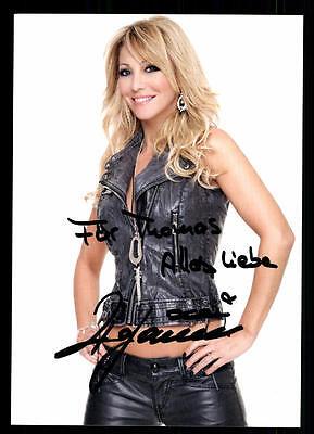 Rosanna Rocci Autogrammkarte Original Signiert ## Bc 53991 Offensichtlicher Effekt Musik Autogramme & Autographen