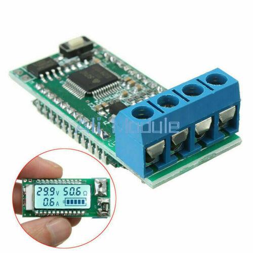 18650 26650 Lithium LI-ION Akku Tester LED Messgerät Spannung Strom Kapazität L