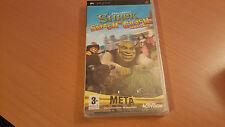 Shrek Smash n' Crash Racing (Sony PSP, 2007) - European Version