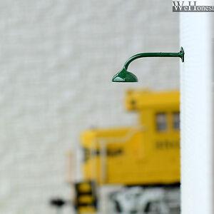 lot-15-Modele-Train-Lampadaire-HO-maquette-a-LED-eclairage-mural-Lumiere-R45BG