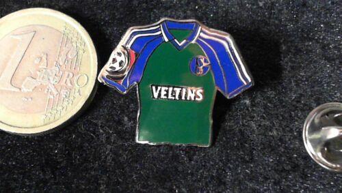 S04 Schalke Trikot Pin Badge Away 1999 2000 Veltins Bier