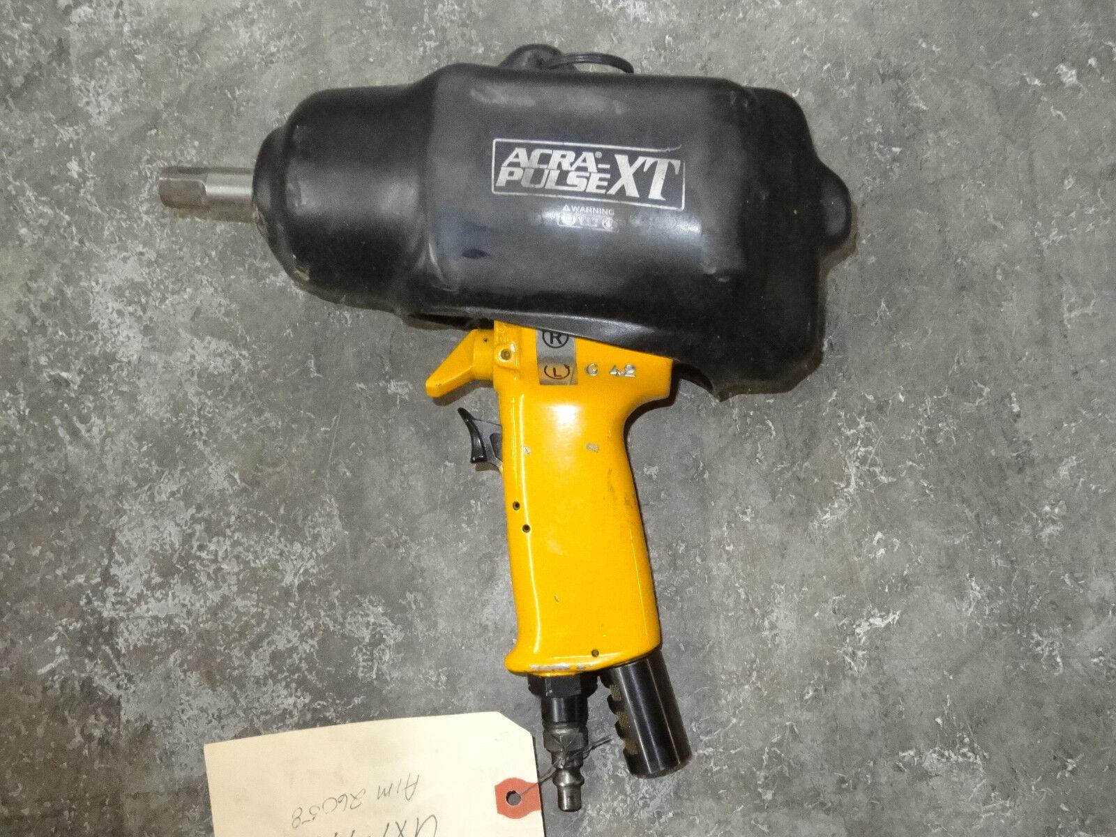 AIMCO UXT-1400 Acra-Pulse XT Air Tool wrench 1 2  Drive EDP 26058 (Demo unit)