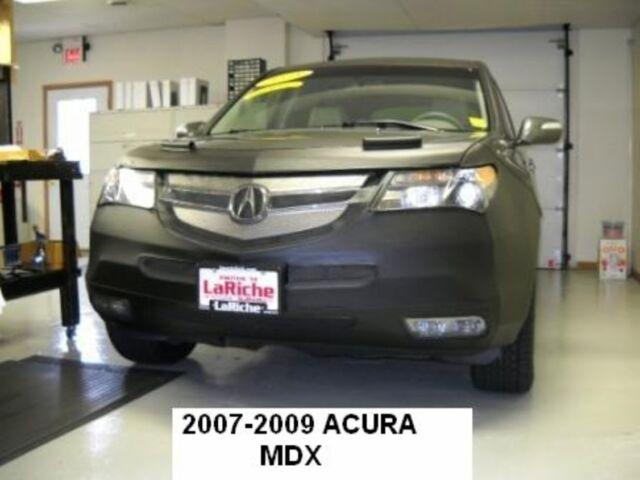 Vinyl, Black Covercraft LeBra Custom Fit Front End Cover for Acura TL