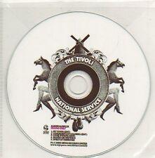 (308D) The Tivoli, National Service - DJ CD