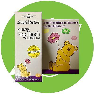 Kinder Kopf hoch Globulini nach Dr.Bach 10g Murnauer PZN 12439250
