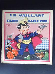 Rare-le-vaillant-petit-tailleur-Beatrice-Mallet-BON-ETAT