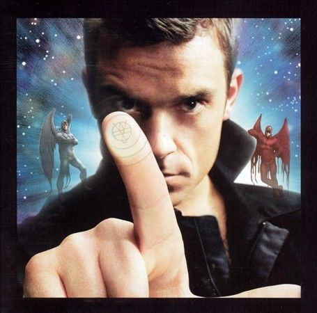 1 of 1 - Robbie WIlliams - Intensive Care - CD Like New